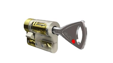 Ключи и цилиндры Abloy